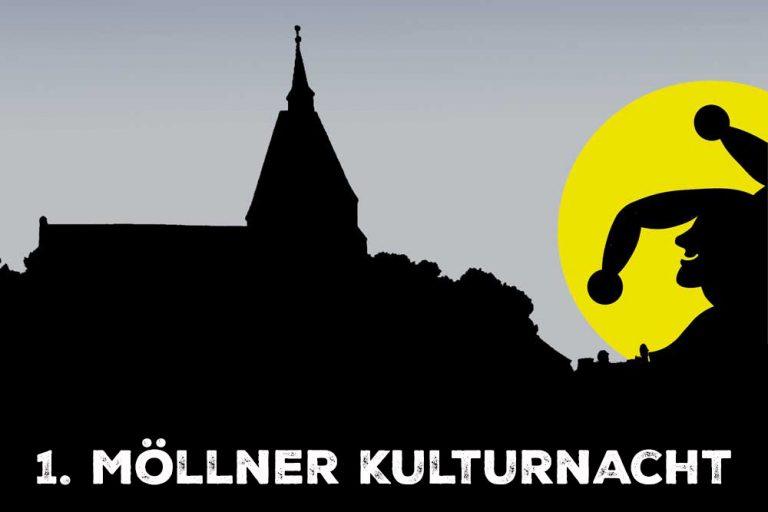 1. Möllner Kulturnacht – Künstler und Locations gesucht