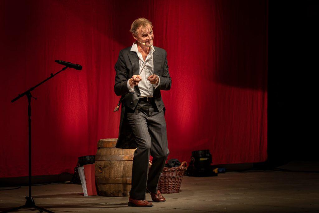 Heinzmann Hamlet; Foto: © Jens Butz