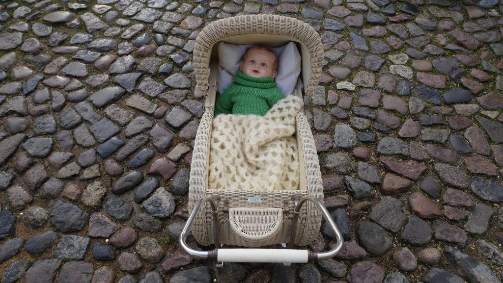 Puppenwagen von Axen; Foto: © Kathrin Thomann