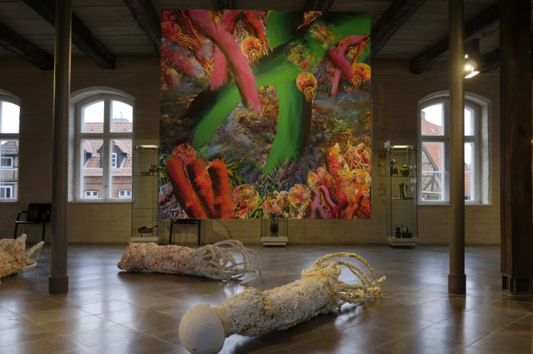 """""""Mimikry"""" von Ulrike Donié – Ausstellung im Historischen Rathaus"""
