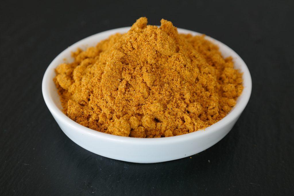fruchtig-süße Currykreation; Foto: © Cindy Dreyer