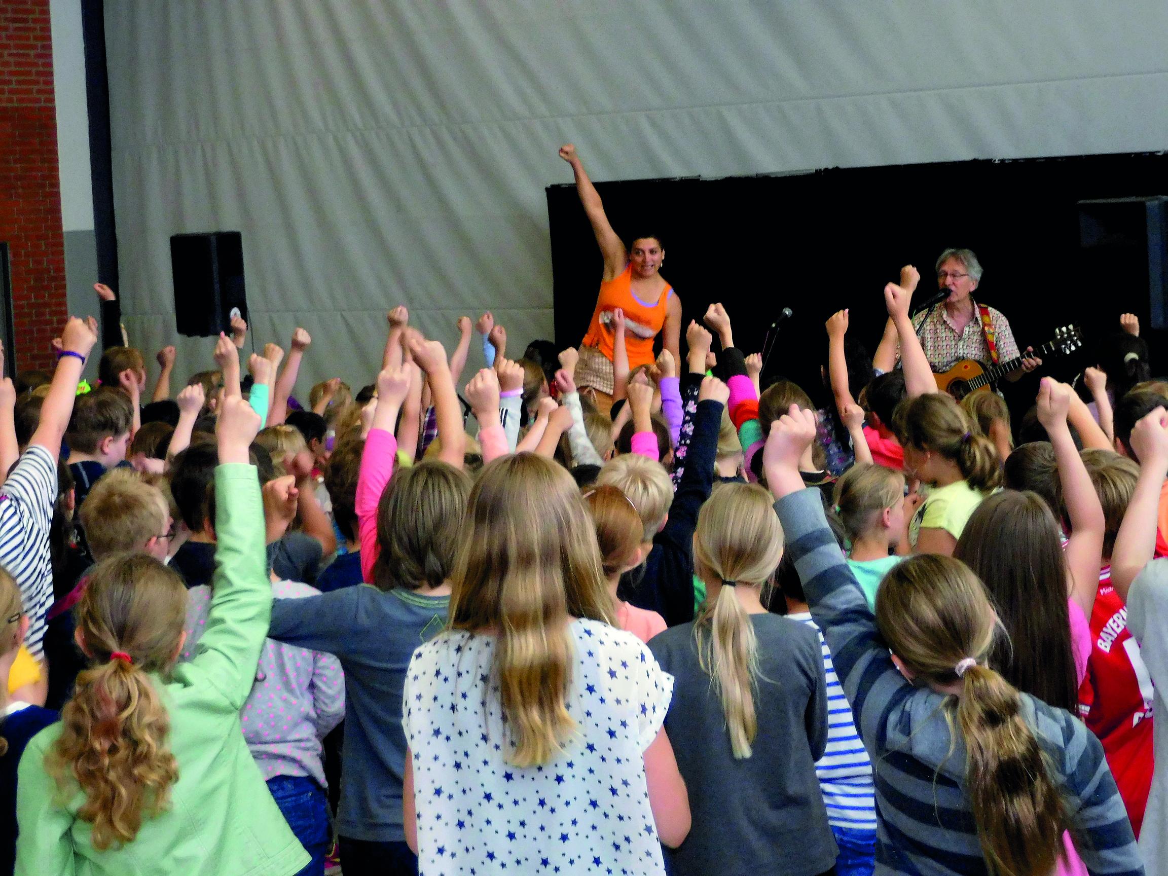 Folksfest in Mölln