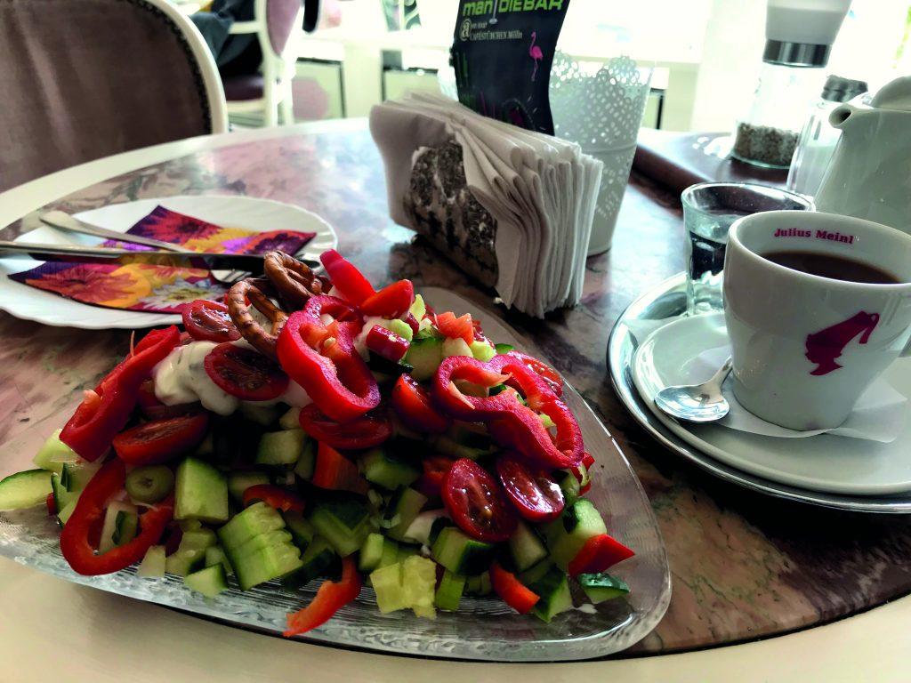 Frühstück Caféstübchen