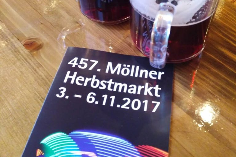 Möllner Herbstmarkt