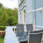 Balkon Pension Seeschlösschen