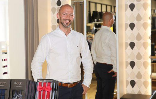 Christan Schmittat vom MC Mode-Centrum