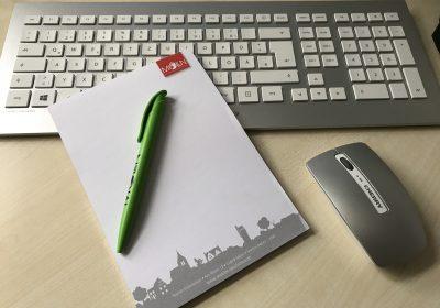 Einfach beim Blog mitmachen