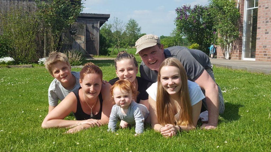Familie Niemann, Foto: © Franzi Schädel