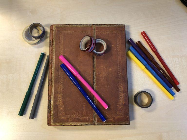 Das Künstlerbuch – der etwas andere Jahresrückblick