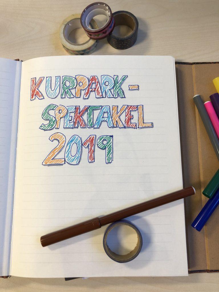 Kurpark Spektakel 2019