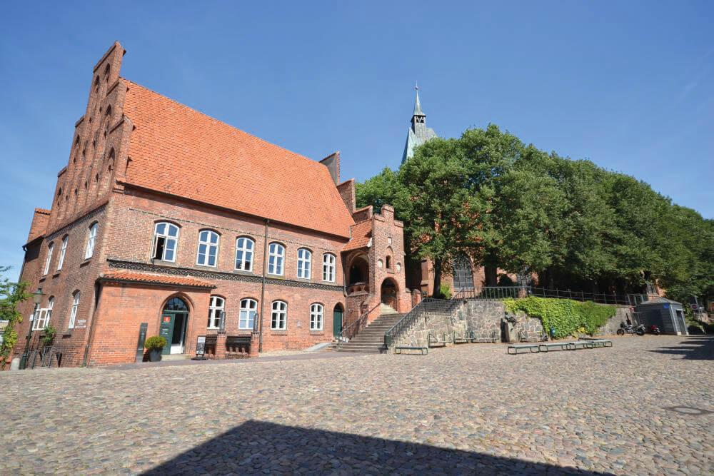 Historischer Marktplatz von Mölln
