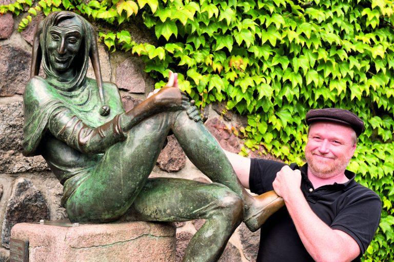 Eulenspiegel-Festspiele: Interview mit Maier-Bode