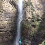 Till beim Gocta Wasserfall in Peru