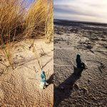Till genießt seinen Strandurlaub auf Föhr