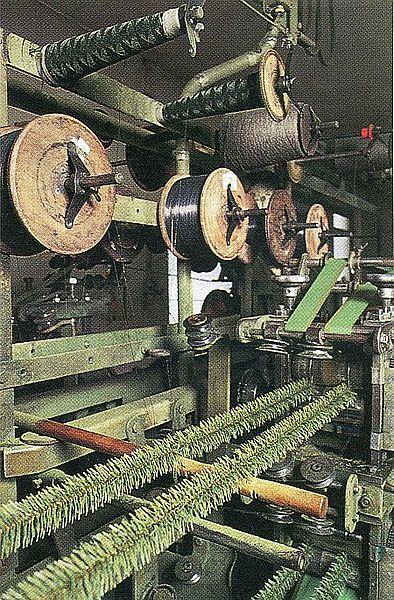 Fabrikation der 1980er Jahre; Foto: © Stadtarchiv Mölln