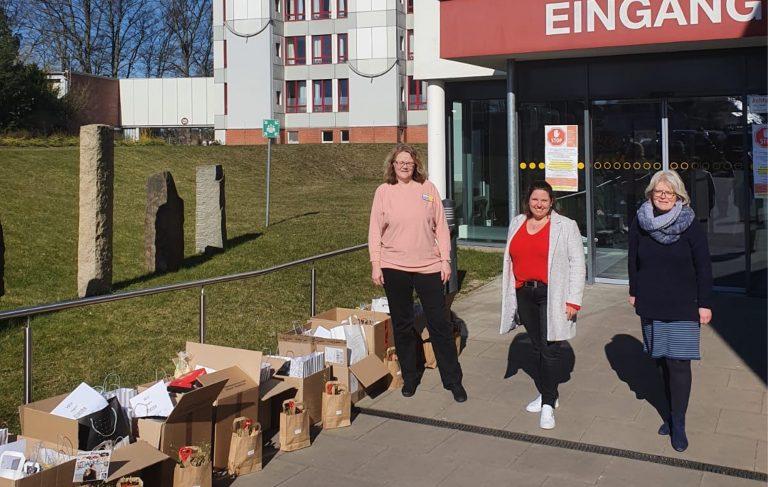 Bemerkenswerte Aktion des Möllner Einzelhandels – #Möllnhältzusammen