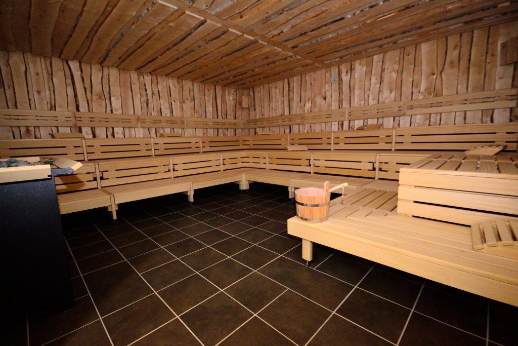 Finnische Sauna; Foto: © Jochen Buchholz