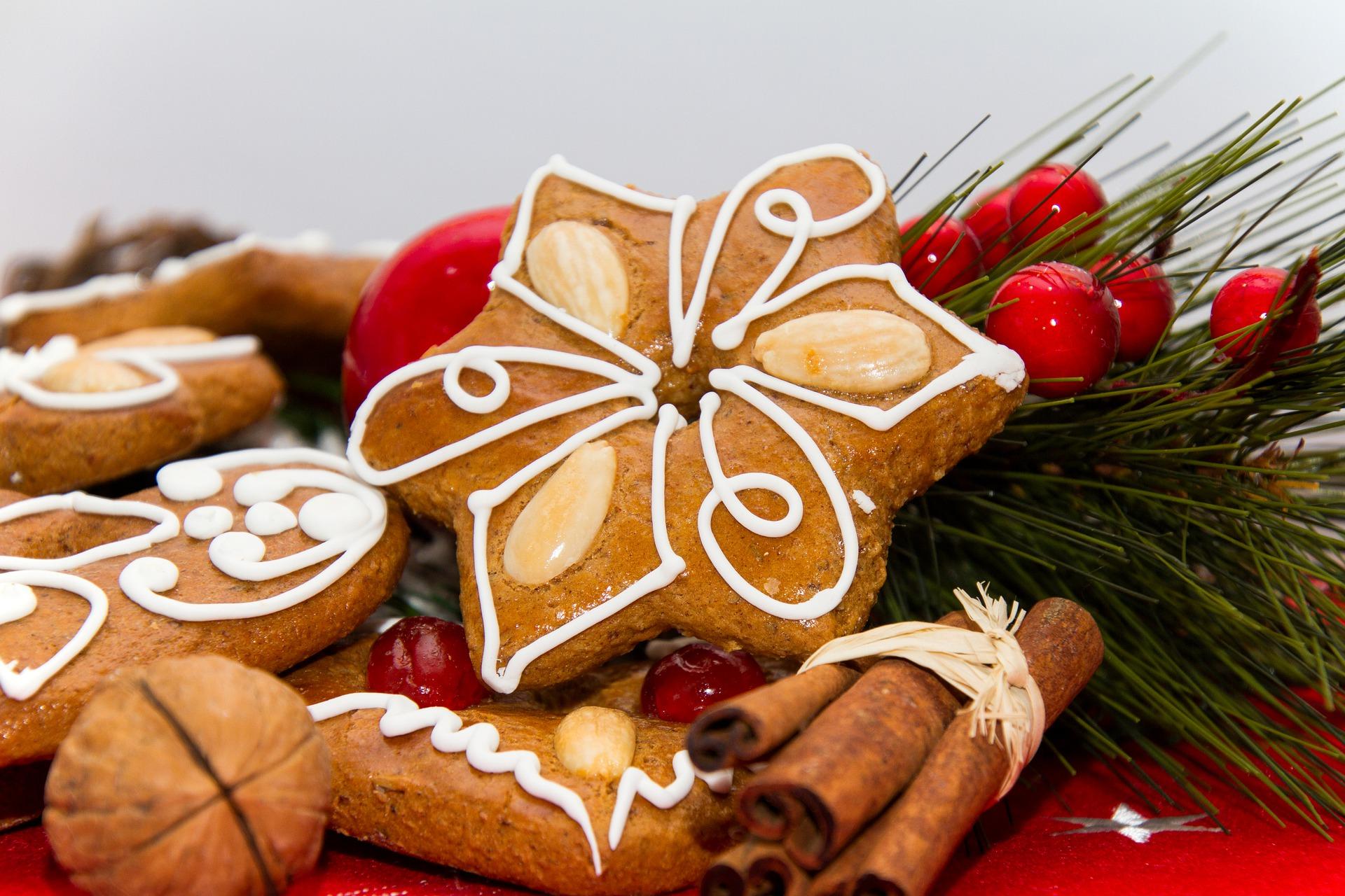 Lebkuchen; Foto: Nicky via Pixabay