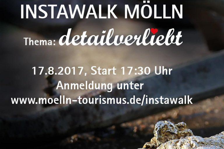 Zweiter Instawalk in Mölln